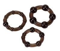 Pro Rings - 3 størrelser penisringe