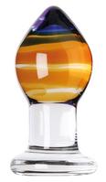 Glas buttplug - Glassix 09