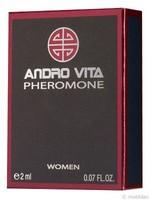 Pheromon 2ml test spray til kvinder