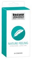 24 stk. Secura - Natural Feeling Kondomer