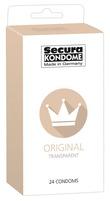24 stk. Secura - Original kondomer